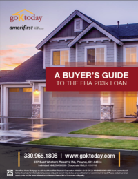 Buyers Guide to the FHA 203k Home Renovation Loan