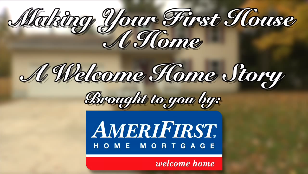 A Welcome Home Story