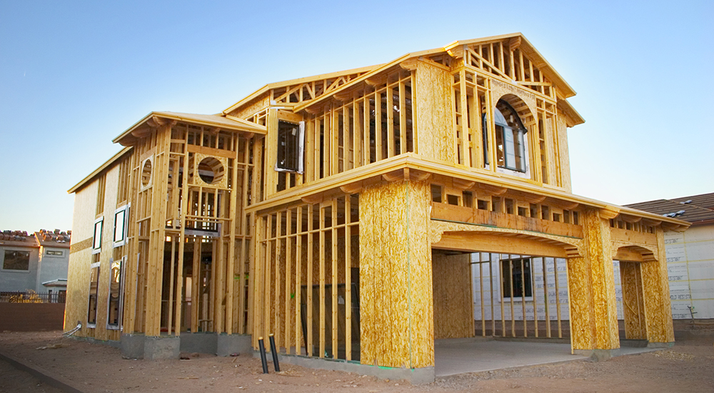 USDA New Home Construction Loan